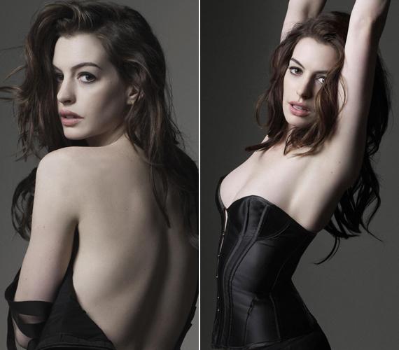 A 2010-es GQ magazin fotóin egy igazán belevaló nő néz vissza ránk.