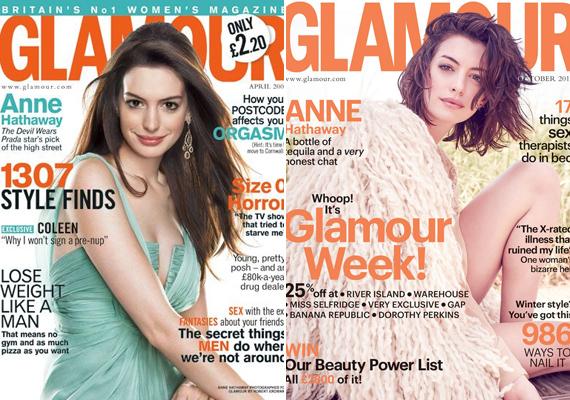 Már jó néhány alkalommal került a Glamour címlapjára, azonban eddig inkább ártatlan oldalát hozták előtérbe. Legújabb fotósorozatán Anne megmutatja vagány oldalát is.