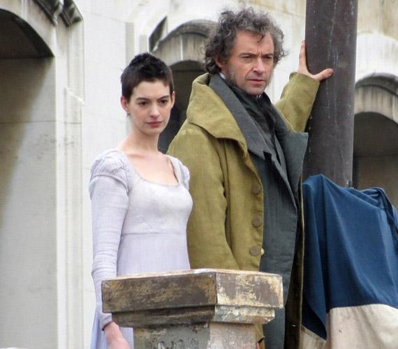 A színésznő partnere Hugh Jackman, akivel remekül kijön.