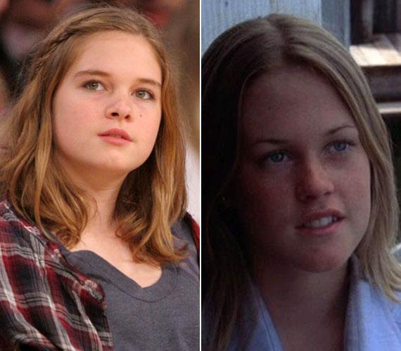 Stella és édesanyja fiatalkori fotóját egymás mellé helyezve látványos a kettejük közti hasonlóság.