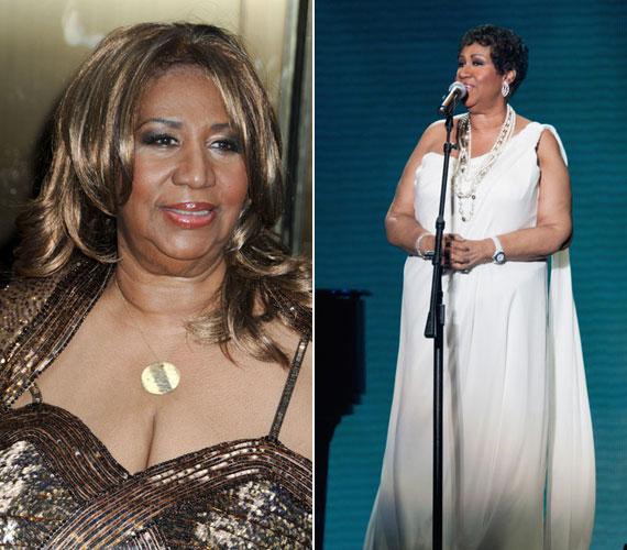 Egyes beszámolók szerint gyomorgyűrű segítségével fogyott le, ám ezt tagadta a világhírű énekesnő.