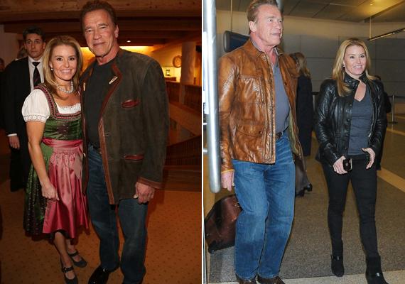 A pár rengeteg negatív kritikát kapott, hiszen Arnold Schwarzeneggernek hivatalosan még ki sem mondták a válását. Ők mégis boldogok együtt, látszik rajtuk, mennyire szeretik egymást.
