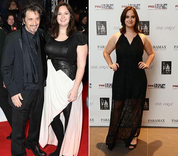 Al Pacino sohasem nősült meg, de élettársi kapcsolataiból van három gyermeke. Julie Marie Pacino a legnagyobb, ő 1989-ben jött világra, édesanyja Jan Tarrant színész tanár.