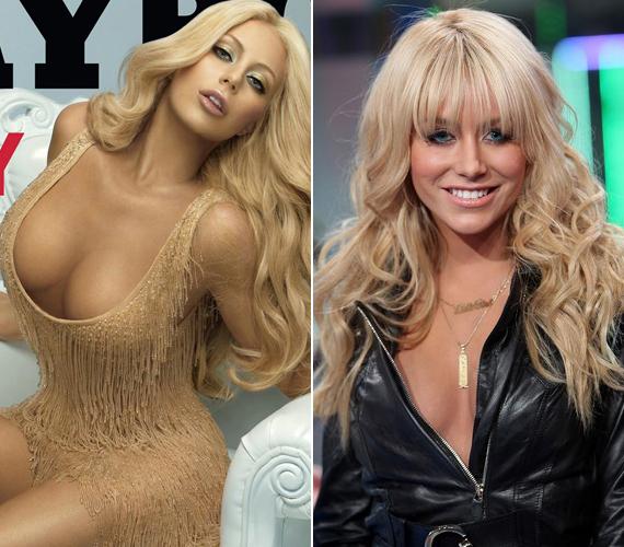 Szerepelt a Playboy címlapján is, bár ezen az egy képén több az utómunka, mint Britney Spears összes klipjében.