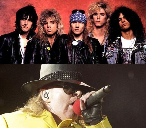 A koncerten előadták többek között a Sweet Child of Mine, a Live and Let Die és a Welcome to the Jungle című slágereket.
