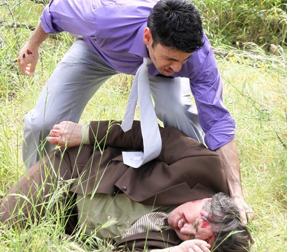 Izgalmas jelenetekben bővelkedik a görög sorozat.