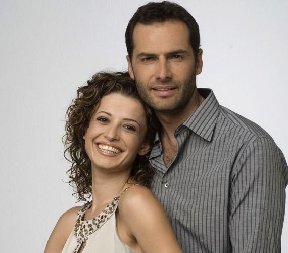 Panagiotis Bougiouris és Marianna Botonaki.