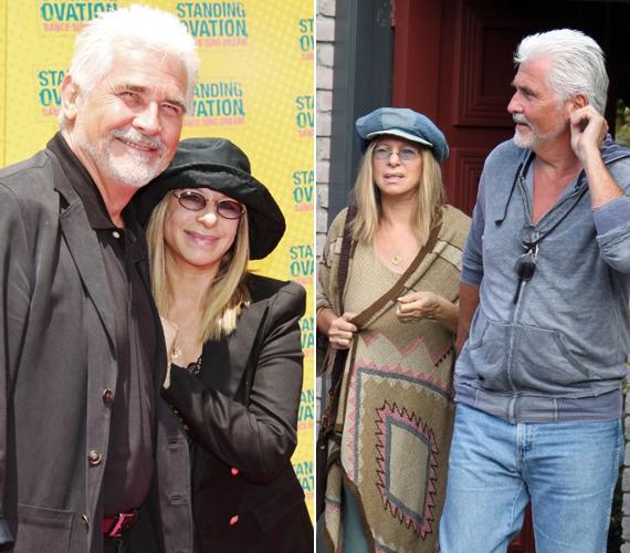 A 73 éves Streisand és a 75 éves Brolin 1996 óta vannak együtt, közös gyermekük nem született. Barbrának korábbi kapcsolatából egy fia van, Brolinnak két gyermeke van.