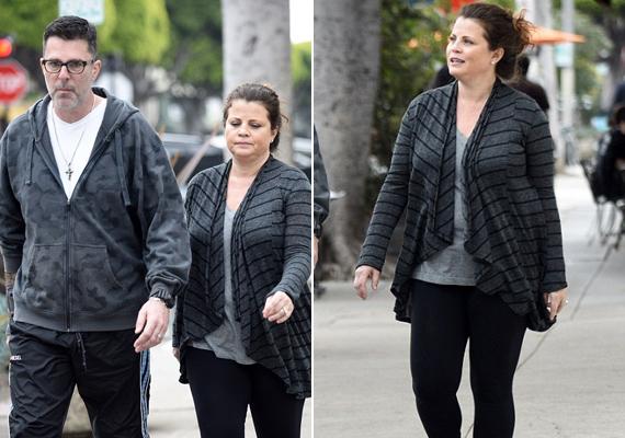 Férjével, Paul Cerritóval a rehabon találkozott, még 1997-ben. 2002-ben házasodtak össze, azóta elválaszthatatlanok.