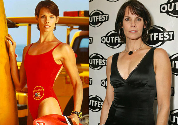 Alexandra Paul öt éven át keltette életre Stephanie Holden karakterét, a színésznő 48 évesen is kirobbanó formában van - rendszeresen atletizál.