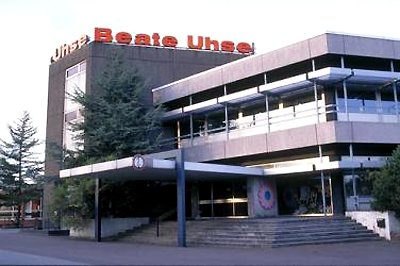 A cég központi irodája