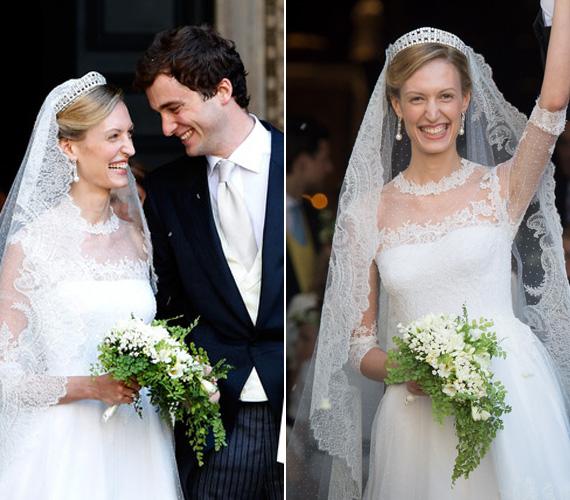 Elisabetta Rosboch von Wolkenstein 2014-ben kötött házasságot a belga trónörökössel, Amadeo herceggel.