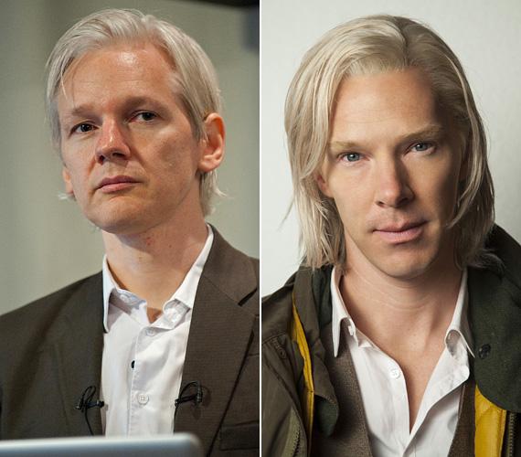Több alkalommal is megformált valós személyeket: a 2013-as The Fifth Estate című filmdrámában Julian Assagne-t, a Wikileaks főszerkesztőjét és szóvivőjét alakította.
