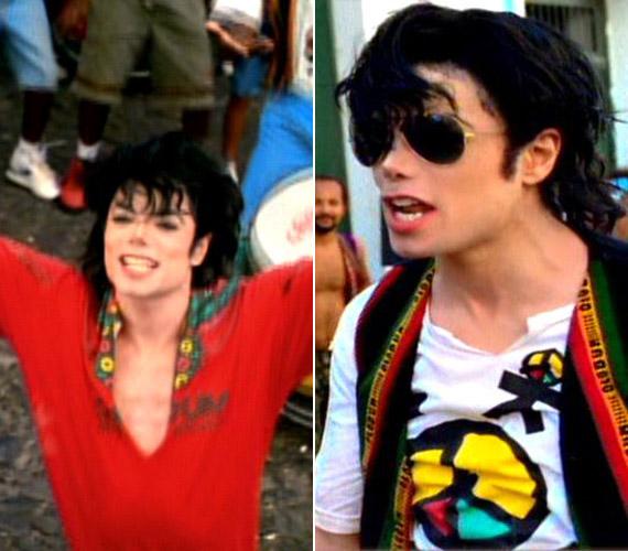 Antiszemitizmussal vádolták Michael Jacksont, amikor betiltották a They Don't Care about Us című klipjét.