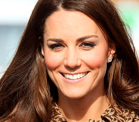 Kate Middleton is bekerült a top tízbe.