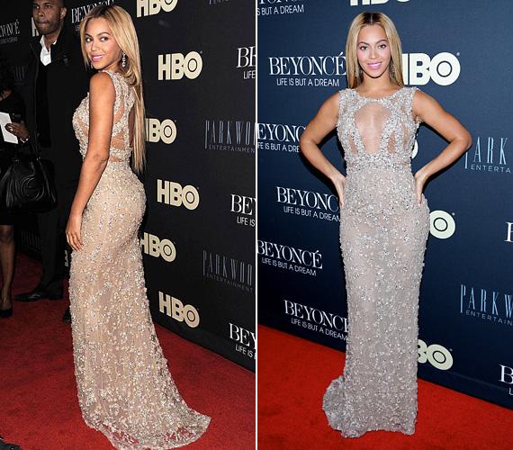 A Beyoncéról szóló dokumentumfilm - melynek ő és családja a főszereplője -, a Life Is But a Dream 2013-as New York-i premierjén az énekesnő egy ezüst Elie Saab ruhában tette tiszteletét, melyben igazi glamúrhercegnőként tündökölt a vörös szőnyegen.