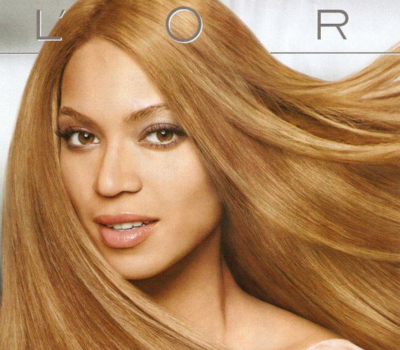 A L'Oréal számára készült reklámfotóiról is sokan azt állították, azokon világosabbra retusálták a bőrét. A kozmetikai cég visszautasította a vádakat.