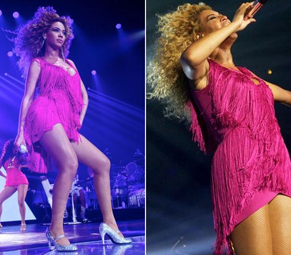 Beyoncé híresen maximalista, előadásába beleadja szívét-lelkét, de a férfiak se panaszkodhatnak a látvány miatt.