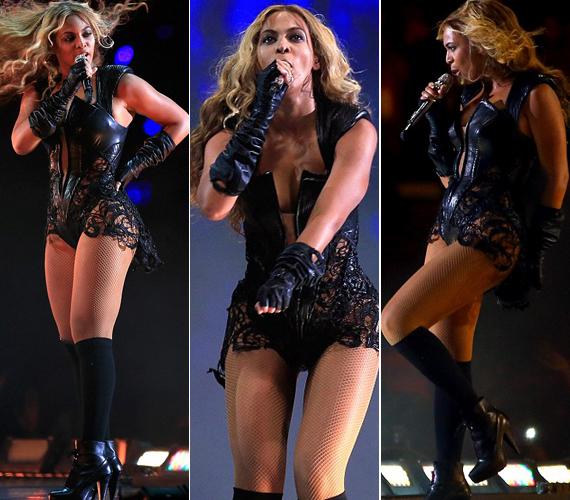Beyoncé lélegzetelállító show-t tervezett, ezért a fellépés előtt rúdtáncórákra is járt, hogy minél szexisebb legyen.