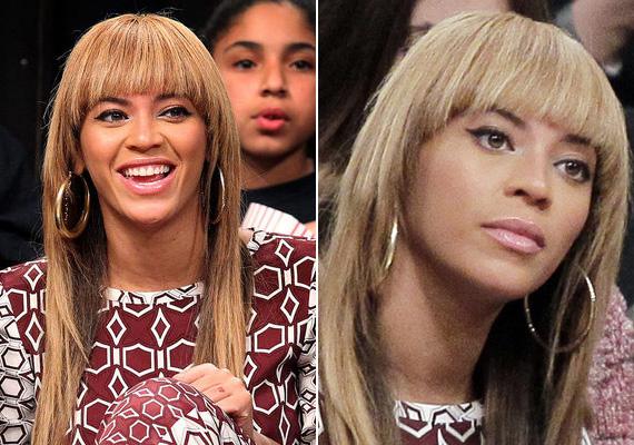 Az énekesnő 2012 novemberében meglepő változáson ment át, új frizurával lepte meg a rajongóit.