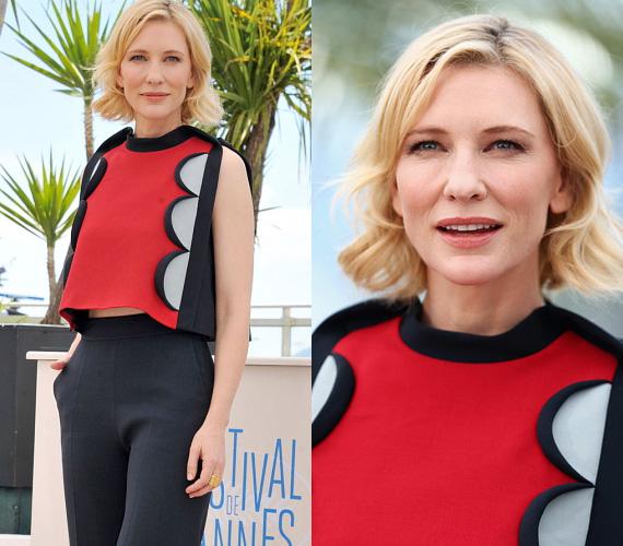 Cate Blanchett ausztrál színésznő botrányoktól mentes életet él, de az egész világ ismeri a nevét, hiszen olyan ismert filmekben mutatta már meg tehetségét, mint A Gyűrűk ura, az Aviátor, a Benjamin Button különös élete vagy a Blue Jasmine. A két Oscar-díjas, törékeny alkatú sztár 1997-ben ment férjhez, és három gyermeke van. Szépségének és üdeségének titka valószínűleg éppen ebben a kiegyensúlyozottságban rejlik, amit a családi boldogság nyújt neki.