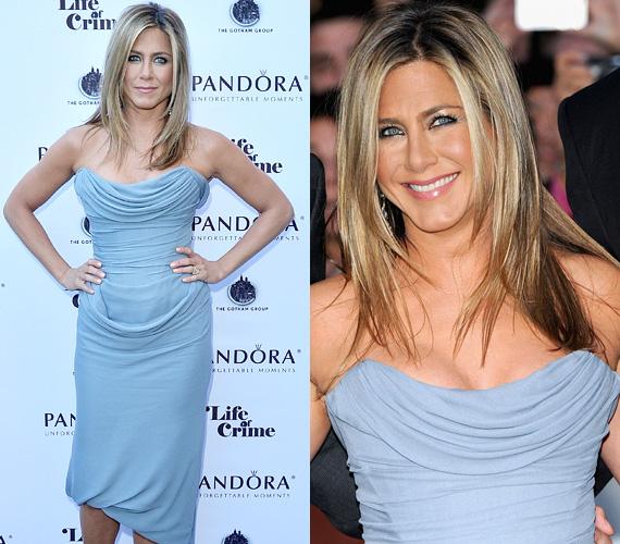 Jennifer Aniston is hiába töltötte már be idén februárban a 45-öt, évekkel fiatalabbnak tűnik, pedig saját bevallása szerint szeret napozni - ami tudvalevőleg hamarabb ráncosíthatja az arcbőrt. A Jóbarátok egykori Rachelje és a mozifilmek örökös szinglije - aki olykor fehérneműben is megmutatja magát - szépségének és vonzerejének titka az odafigyelés mellett az, hogy sokat mosolyog, és ezzel másokat is jókedvre derít.