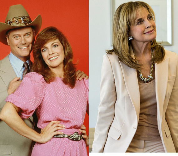 Linda Grayre mindenki a világon csak Samanthaként - az amerikai eredetiben Sue Ellen volt a neve - emlékszik, és a színésznő vissza is tért 35 évvel később ehhez a szerepéhez a Dallas új feldolgozásában, melynek jelenleg a harmadik évada megy a tengerentúlon. A 74 éves színésznő állítása szerint sosem feküdt kés alá, ellenben minden nap reggel hétkor kel, és sétál egy nagyot, igyekszik odafigyelni az egészségére, és úgy érzi, a munka hatalmas energiákkal tölti fel.