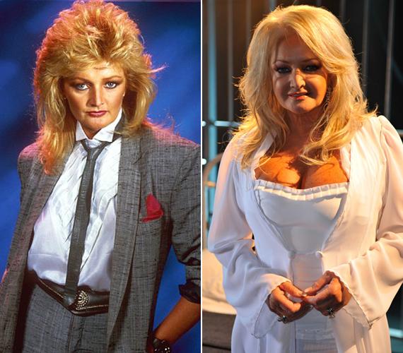Az énekesnő, aki az It's a Heartache című dallal vált ismertté, 39 évesen döntött úgy, hogy férjével gyermeket vállal, ám sajnos elvetélt, és többször már nem esett teherbe. Karrierje azonban töretlen maradt, 2013-ban akár meg is nyerheti az Eurovíziós Dalfesztivált.