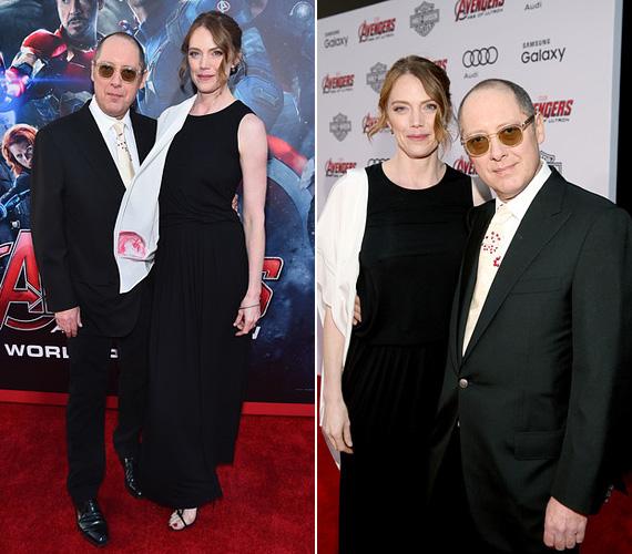 A Bosszúállók: Ultron korában szerepet kapott James Spader is, akit mostanság a Feketelista sorozat révén ismerhetnek a tévénézők. A sci-fiben nem látható, csak a hangját kölcsönözte a gonosz Ultronnak. Spader 2008 óta van együtt a nála 12 évvel fiatalabb Leslie Stefanson színésznővel, de nem házasodtak össze.
