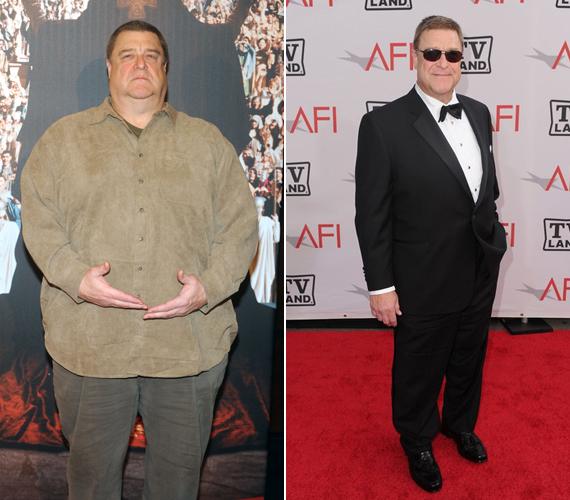 John Googman több mint 160 kilót nyomott, ám miután felhagyott az itallal, sikerült leadnia a súlyfeleslegéből, amely már csaknem az életét veszélyeztette.