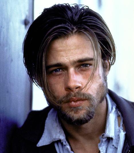 Szenvedélyek viharában  Brad Pitt 1994-ben. Ekkor kezdi megerősíteni sztárstátuszát köszönhetően az olyan sikerfilmeknek, mint a Szenvedélyek viharában és az Interjú a vámpírral.