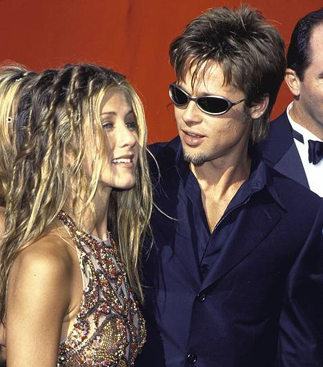 Jennifer Anistonnal  1998-ban ismerkedett meg Jennifer Anistonnal, és két évvel később házasodtak össze. A sztárpár végül 2005-ben, hét együtt töltött év után vált el.  Kapcsolódó sztárlexikon: Ilyen volt, ilyen lett: Jennifer Aniston »