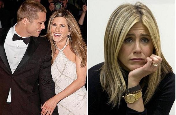 Házasságukat az évezred esküvőjének kiáltották ki a címlapok 2000-ben. Öt év múlva pedig ugyanilyen hangzatos szalagcímek jelentek meg a válásukról. Jennifer Aniston a CBS egy korábbi interjújában elárulta, hogy válása körül sokkal nagyobb volt a médiazaj, mint ahogy ők ezt megélték. 1998 és 2005 között voltak együtt, gyerekük nem született. Jen egyébként alig egy hete ment újra férjhez, szerelmével, Justin Threoux-val éppen a mézesheteket töltik.