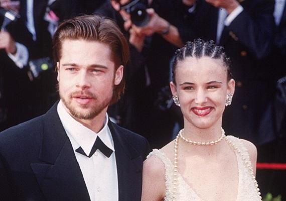 Juliette Lewis 16 éves volt, amikor 1989-ben összejött a nála tíz évvel idősebb színésszel. Fölvállalt párkapcsolatban éltek, a fiatal színésznő ragyogott azokban az években. Sajnos Brad Pitt inkább a karrierjére koncentrált, ezért egy idő után véget vetett a románcnak. 1993-ig voltak együtt.