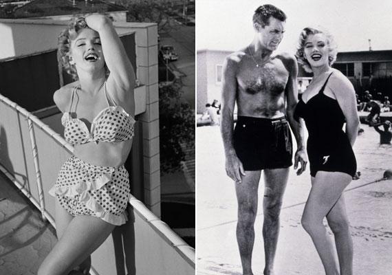 Marilyn Monroe szexszimbólum gyakran szerepelt a különböző újságok címlapjain lenge vagy éppen sokat sejtető ruhákban. Arthur Millerrel, majd John F. Kennedyvel való kapcsolatáról a sajtó többet cikkezett, mint szerepeiről. 36 évesen halt meg, ezzel kapcsolatban különböző összeesküvés-elméletek láttak napvilágot.