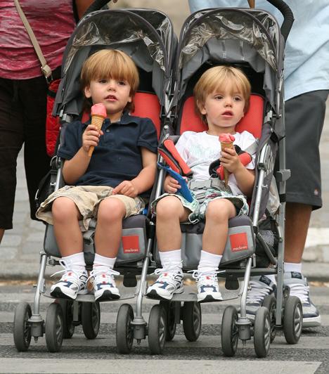 Két kisfia született  A popdíva két gyereknek adott életet: Sean Preston Federline 2005. szeptember 14-én, Jayden James Federline pedig majdnem pontosan egy évvel később, 2006. szeptember 12-én látta meg a napvilágot.  Kapcsolódó sztárlexikon: A legcukibb sztárcsemeték »