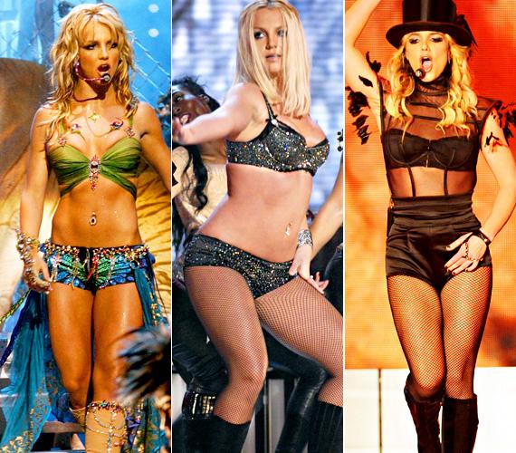 Britney Spears sorozatos botrányai után hízott el, majd akkor fogyott le, amikor Simon Cowell szerződésben kötelezte rá, mondván, ha nem adja le a felesleget, nem lehet X-Factor-zsűritag.