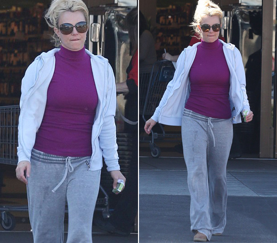 Napvilágot láttak olyan hírek, miszerint Britney Spears ismét gyermeket akar, amihez volt férje adná a spermát. Természetesen jó sok pénzért, így lehet, hogy az énekesnő már arra gyűjt, ezért nem vesz normális ruhákat.