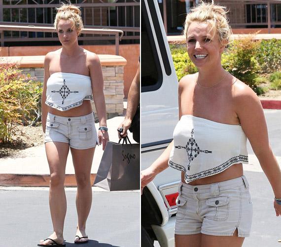 Britney Spears talán már sosem lesz olyan, mint karrierje kezdetén, de ezt nehezen is lehet elvárni tőle, hiszen szült két gyermeket is és eltelt 15 év.