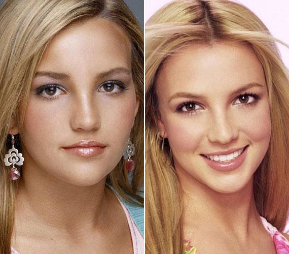 Tinédzserkorukban még jobban hasonlítottak egymásra: ekkor még igazi bájos szépségek voltak.