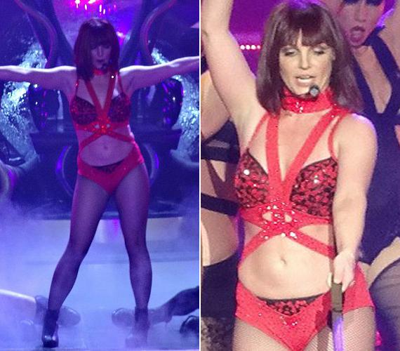 Las Vegasban egy előadás alatt 24 számot énekel el a popkirálynő.