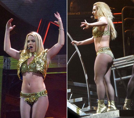 Magyarországra szeptember 30-án érkezett, aznap este a Budapest Sportarénában adott koncertet.