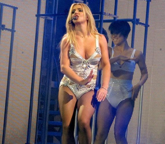 Femme Fatale című albuma, amely már a hetedik sorban, 2011. március 25-én jelent meg a Jive Records kiadásában.