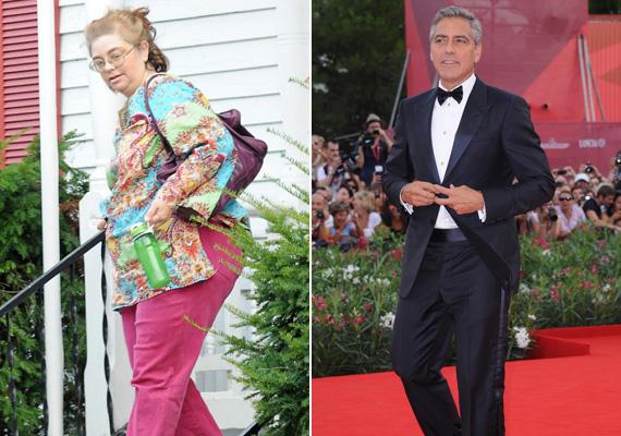 George Clooney nővéréről, Adelia Zeidlerről viszont senki sem mondaná meg, hogy a világhírű színész testvére.