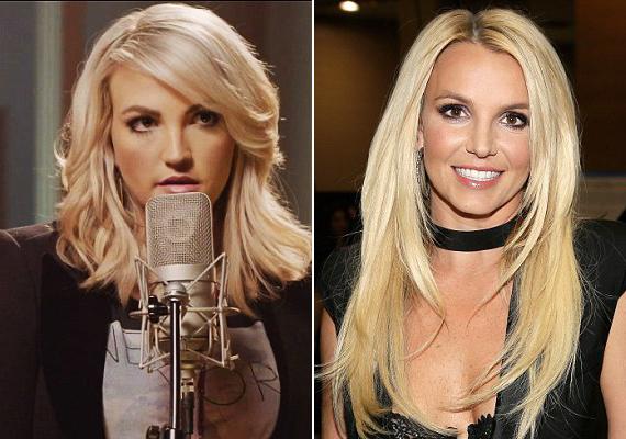 Jamie Lynn a How Could I Want More című számával debütált. A klipben valóban nagyon hasonlít Britney Spearsre.