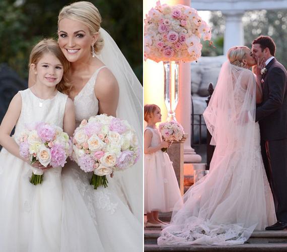 Jamie Lynn Spearsnek már van egy ötéves kislánya is.