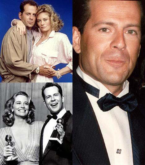 A kezdetek                         A németországi Idar-Obersteinben született színész több próbálkozás után először az 1984-89-ig futó A simlis és a szende című sorozatbéli szerepében dobogtatta meg a női szíveket, melyért Emmy- és Golden Globe-díjat is kapott.                         Kapcsolódó címke:                         Bruce Willis »