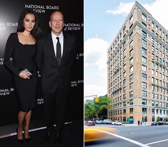 A kétszintes lakás eredetileg két különálló otthon volt, az előző tulaj az egyiket 1993-ban, a másikat hét évvel később vásárolta meg, majd egybenyitotta a kettőt. Az 557 négyzetméteres luxusotthonban hat hálószoba és négy fürdőszoba található, ablakainak egy része pedig a Central Park fáira néz.