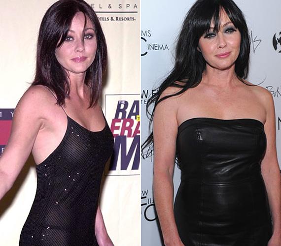 A most 40 éves Shannen Doherty a Beverly Hills 90210 sorozat Brendájából lett boszi, balhéi és hisztérikus természete miatt három évad után kiírták a szériából.