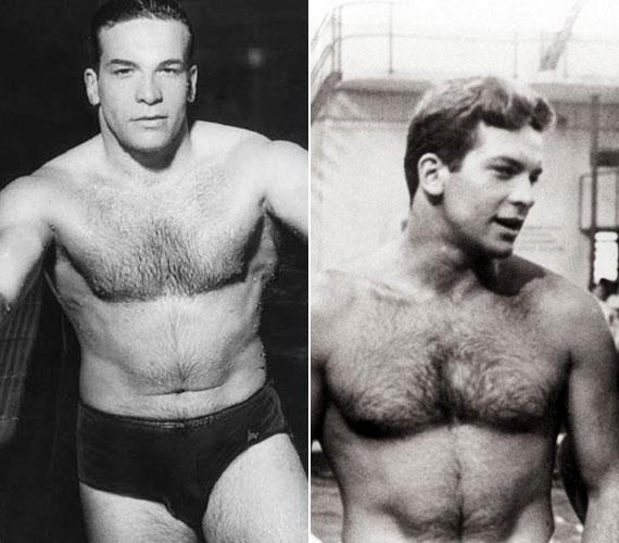 Fiatalon különösen jóképű, vonzó, kisportolt testű férfi volt.